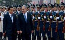 Israël/Chine : développer de nouveaux marchés en Extrême-Orient