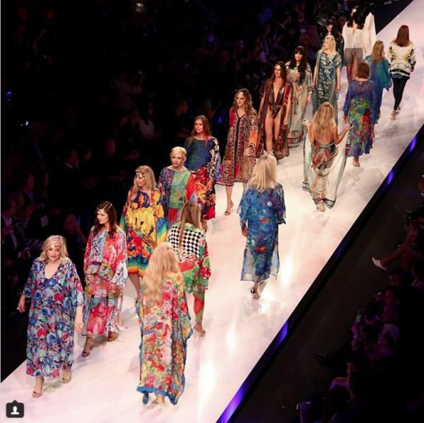 Israël: Gottex a conquis la Semaine de la mode à Tel Aviv