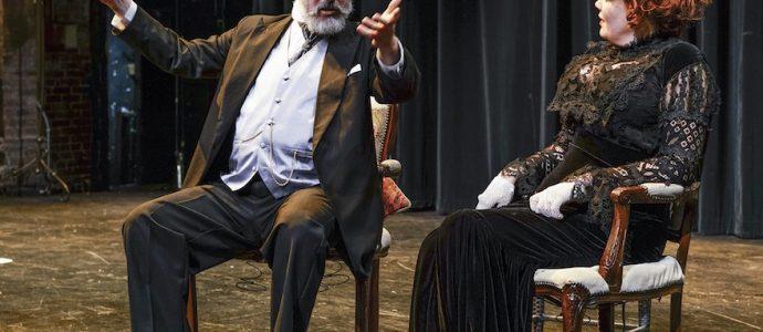 Deux acteurs non-juifs stars du théâtre yiddish