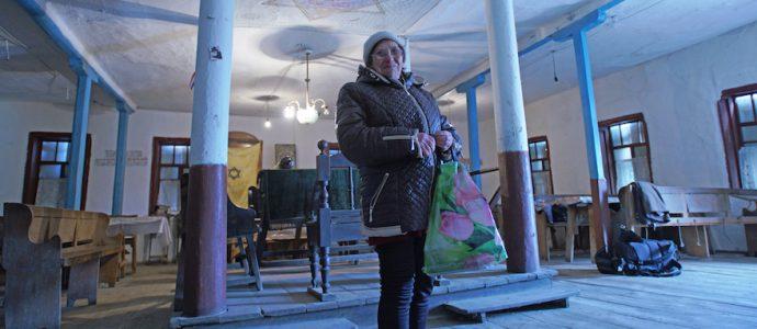 Préparatifs de la Pâque juive dans le dernier shtetl d'Ukraine