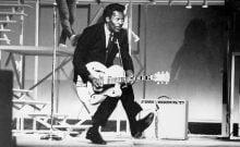 Deux jeunes Juifs polonais à l'origine de la carrière de Chuck Berry