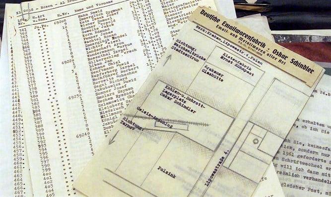 Des fichiers anciens révèlent l'existence d'un Oscar Shindler bolivien
