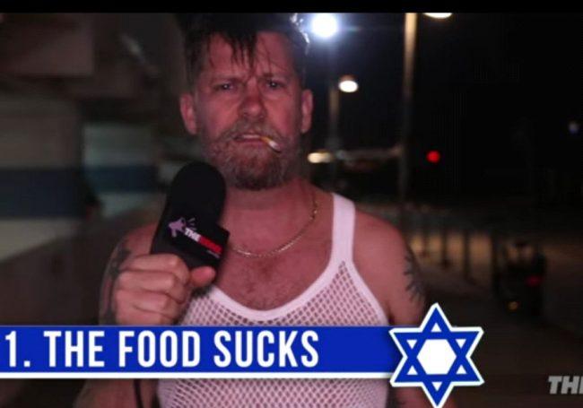 10 choses que Gavin McIness déteste à propos des Juifs