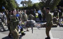 Israël: une évacuation massive envisagée en cas de guerre