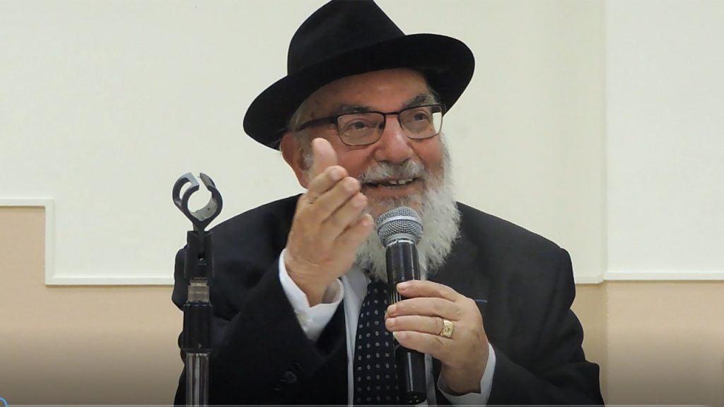 Le Rabbin aux mille vies Haim Harboun