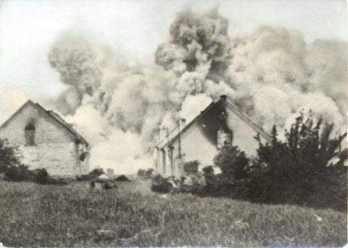 Michael Krkotz serait responsable de l'incendie d'un village polonais