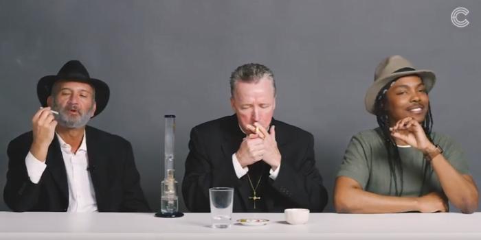 Un rabbin, un prêtre et un athée gay font le buzz sur facebook
