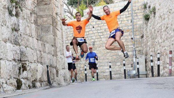 Le marathon de Jérusalem: vous n'êtes pas au bout de vos surprises