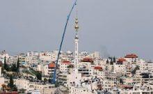 Israël: construction du plus haut minaret de Jérusalem-Est