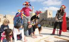Les joyeuses activités de Pourim dans les musées d'Israël