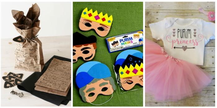 10 cadeaux kitchs et bizarres pour Pourim
