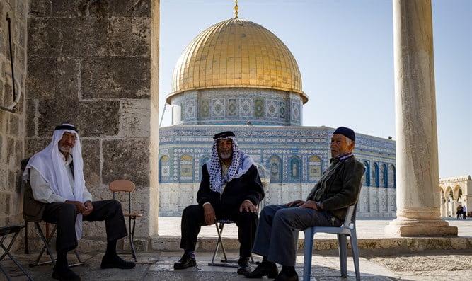 Israël: le Dôme du Rocher est inspiré du Temple juif