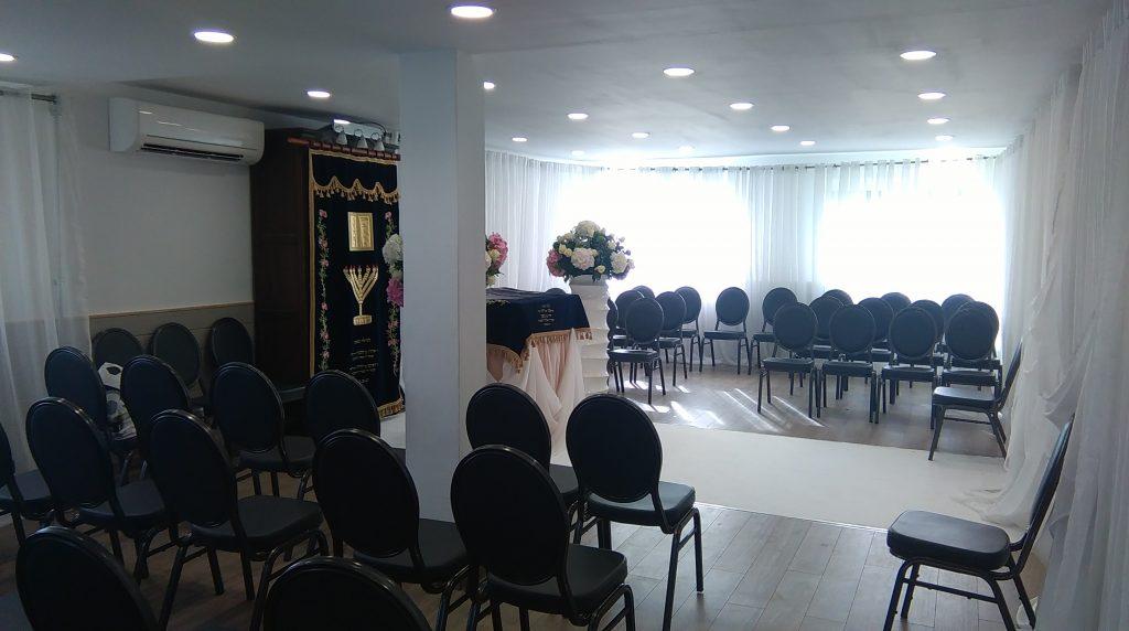 La synagogue de parcdeparis.com en Seine et Marne