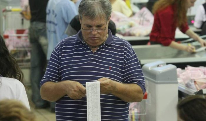 Israël: 77% des consommateurs vigilants trouvent des erreurs dans leurs tickets de caisse