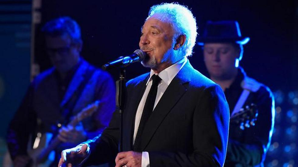 Israël: Sir Tom Jones revient embraser Tel Aviv