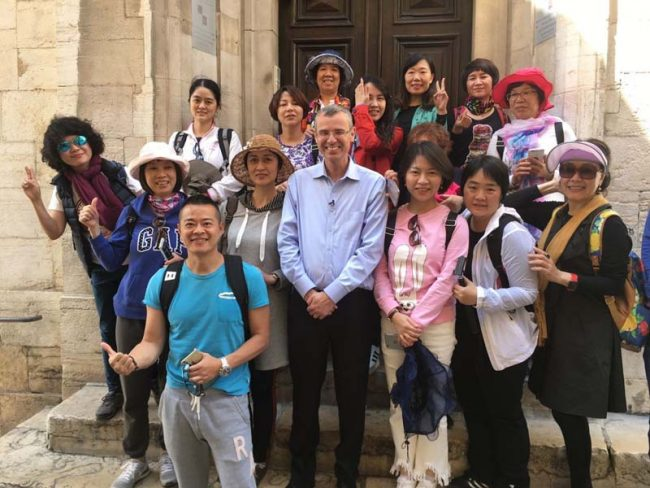 Israël: le tourisme pendant Pessah