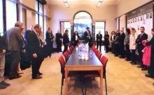Wannsee: 75 ans plus tard, une conférence juive symbolique