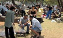 Israël: le barbecue de Yom Haatsmaout en chair et en os