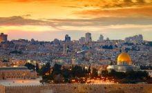 Nos rêves sont devenus réalité, Israël est notre demeure pour l'éternité