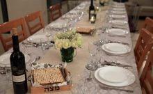 Israël: un grand Seder de Pessah pour tous les soldats isolés