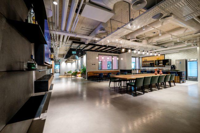 Israël: des espaces de travail améliorés pour encourager la créativité