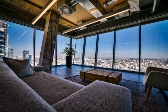 Les bureaux de Facebook à Tel Aviv