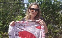 Israël: des draps à motifs nazis vendus sur un marché