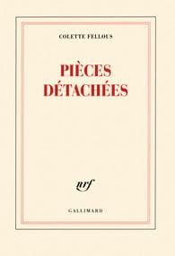 Pièces détachées de Colette Fellous