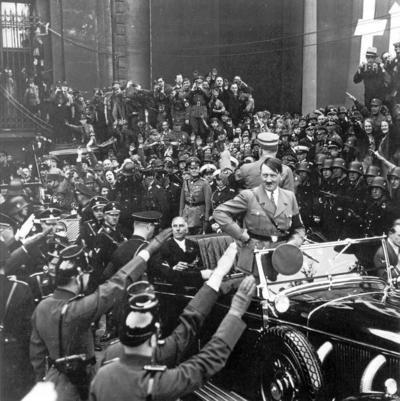 A Berlin, en 1934