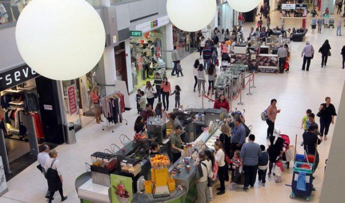 Isra l le centre commercial arena d herzliya met la clef - Centre commercial les portes de chevreuse ...