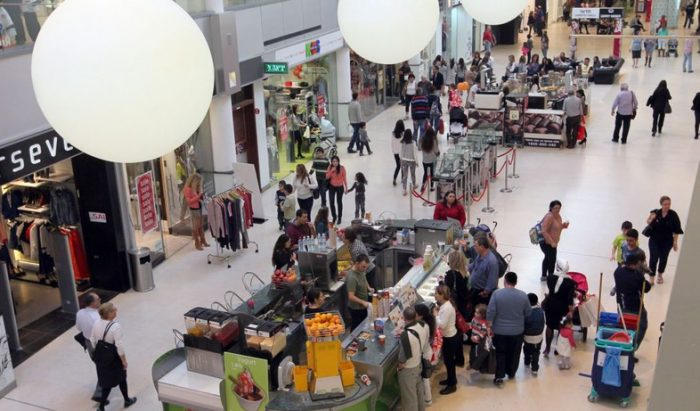 Isra l le centre commercial arena d herzliya met la clef - Centre commercial les portes de taverny ...
