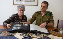 Israël: un jeune soldat devient spécialiste de l'histoire de la Shoah