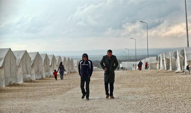 Les prières d'Israël pour les civils syriens