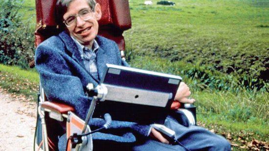 Le célèbre astrophysicien Stephen Hawking était atteint de la maladie de Lou Gehring