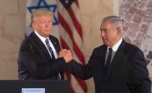 Les 7 moments les plus gênants du voyage de Trump en Israël