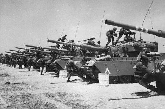 Israël: des faits inconnus sur la Guerre des six jours