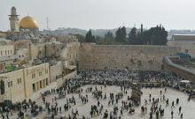 Google publie le top 10 des termes utilisés pour Jérusalem
