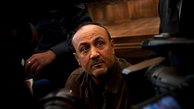 Israël: Marwan Barghouti veut la télévision dans sa cellule