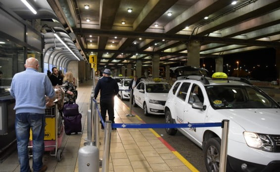 Israël: un atterrissage en douceur grâce aux taxis Gett