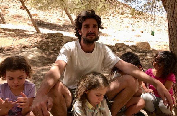 Israël: une école maternelle forestière