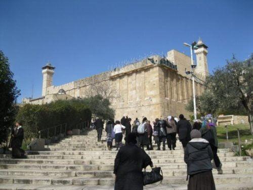 Hebron, ville de nos Pères, pour l'éternité