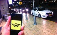 Israël: les taxis magiques de l'aéroport Ben Gurion