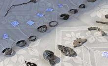 Israël: des bijoux du Moyen-Age découverts à Modi'in
