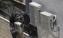 Pas d'air conditionné pour les résidents de la vallée du Jourdain
