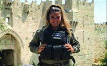 Israël: une décoration militaire posthume pour une soldate vaillante