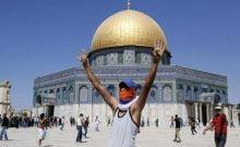 Israël: sur le Mont du Temple, tout harcèlement mérite salaire