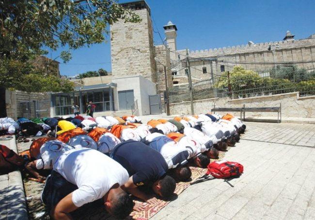 Israël: les palestiniens nous font décidément mourir de rire