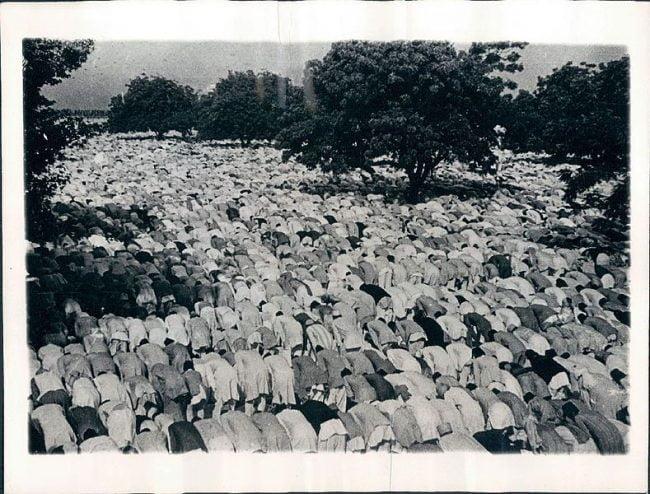 Les musulmans du monde entier célèbrent la fête juive de Shavouot