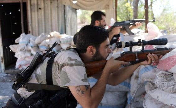 Israël fournit de l'aide aux rebelles syriens