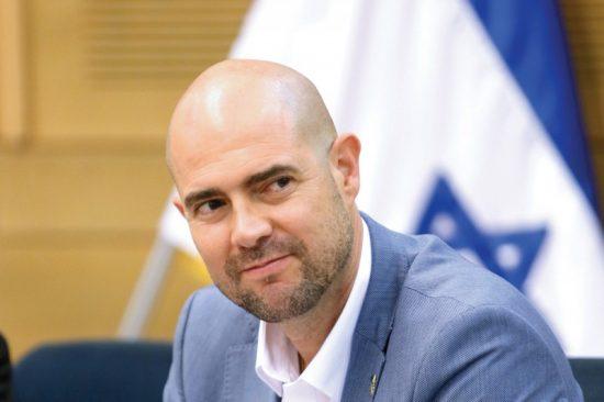Le député du Likoud Amir Ohana